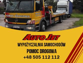 Auto Jet - Pomoc Drogowa