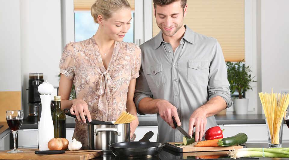 Jak gotować dla mężczyzny