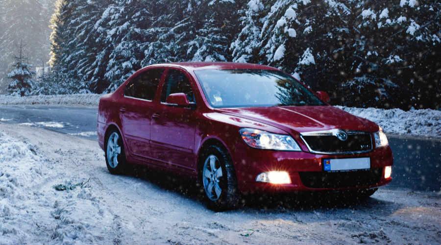 Jak przygotować samochód do zimy?
