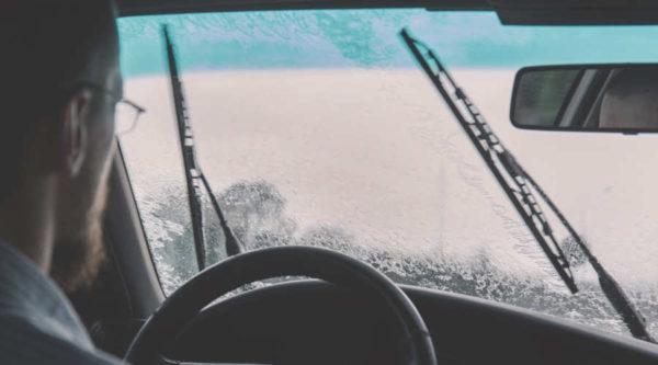hydrofobizacja szyb